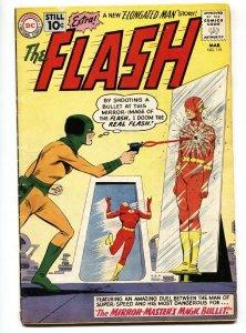 FLASH #119 1961-DC COMICS-MAGIC BULLET-ELONGATED MAN G/VG