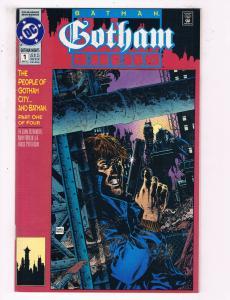 Batman Gotham Nights #1 VF DC Comics Comic Book Ostrander DE21