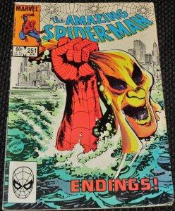 The Amazing Spider-Man #251 (1984)