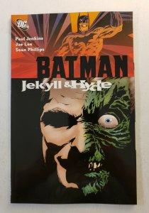 BATMAN JEKYLL & HYDE TPB SOFT COVER GRAPHIC NOVEL NM 1ST PRINT
