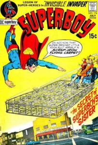 Superboy (1949 series) #176, VF+ (Stock photo)