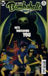 DC Comics: Bombshells #19 VF/NM; DC | save on shipping - details inside