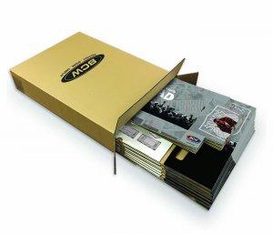 Short Comic Box - Art - The Walking Dead - Factions - 10 Boxes
