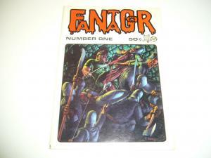 Fantagor #1 VG (2nd) print - richard corben - last gasp underground comix