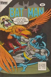 Batman (Editora Cinco) #41 FN; Editora Cinco | save on shipping - details inside