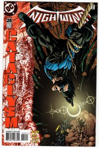NIGHTWING #20 (VF/NM) No Resv! 1¢ Auction!