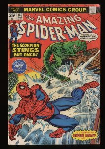Amazing Spider-Man #145  Scorpion Stings But Once! Marvel Comics Spiderman