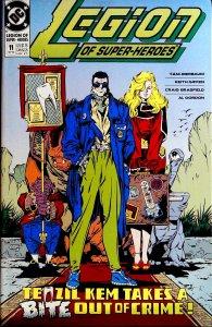 Legion of Super-Heroes #11 (1990)