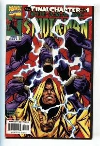 AMAZING SPIDER-MAN #441 1998-LAST ISSUE-LOW PRINT RUN NM-