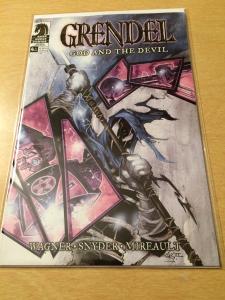 Grendel: God and the Devil #4