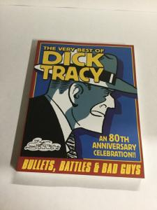 The Very Best Of Dick Tracy Bullets, Battles, And Bad Guys 80th Oversized B19