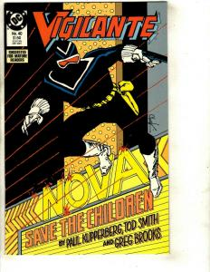 Lot of 12 Comics Vigilante # 40 41 42 43 44 45 46 47 Annual # 1 2 WF3 # 1 2 JF13