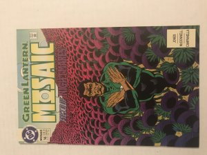 Green Lantern: Mosaic #6 - 18 Lot of 13 — Unlimited combined shipping