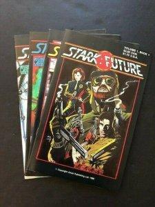 LOT OF 4-STARK:FUTURE #1-#4 VERY FINE/NEAR MINT (PF967)