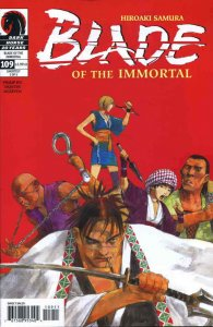 Blade of the Immortal #109 VF/NM; Dark Horse | save on shipping - details inside
