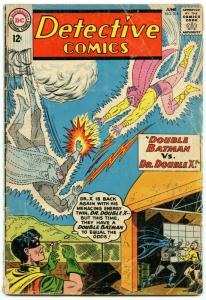 Detective Comics 316 Jun 1963 GD (2.0)