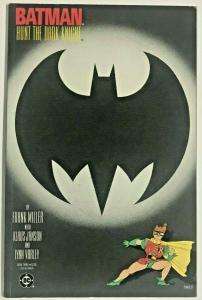 BATMAN THE DARK KNIGHT RETURNS#3 FN/VF 1986 THIRD PRINT FRANK MILLER DC COMICS