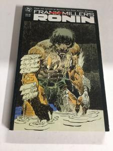 Ronin DC Comics Frank Miller Nm Near Mint SC TPB
