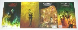 Wormwood: Gentleman Corpse - Calamari Rising #1-4 VF/NM complete BEN TEMPLESMITH