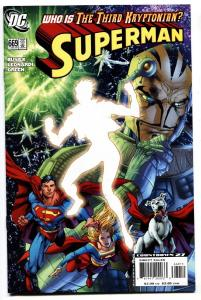 SUPERMAN #669-First appearance of the Kryptonian Tactical Defense Unit-DC comic