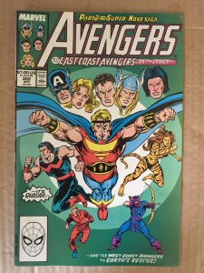 Avengers #302