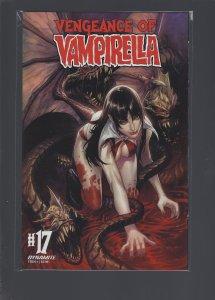 Vengeance Of Vampirella #17 Cover C