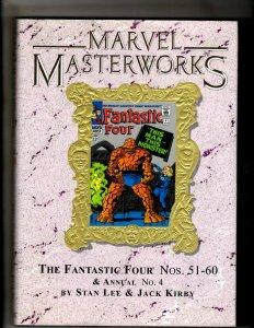 Marvel Masterworks: The Fantastic Four Vol 6 Marvel HARDCOVER Graphic Novel NP11