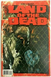 LAND OF THE DEAD#3 VF/NM 2005 GEORGE A. ROMERO IDW COMICS