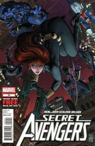Secret Avengers (2010 series) #29, NM- (Stock photo)