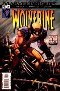 Wolverine (2003 series) #20, NM (Stock photo)