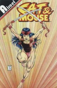 Cat & Mouse (Aircel) #17 VF/NM; Aircel   save on shipping - details inside