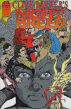 Night Breed (Clive Barker's…) #22 VF/NM; Epic   save on shipping - details insid