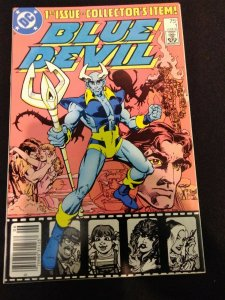 DC Comics Blue Devil #1