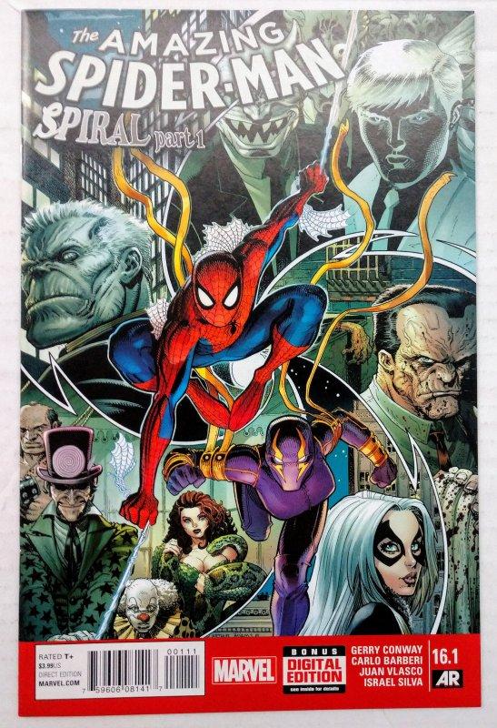 Amazing Spider-Man #16.1 (NM, 2015)