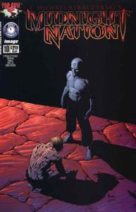 Midnight Nation #10 VF; Image | save on shipping - details inside