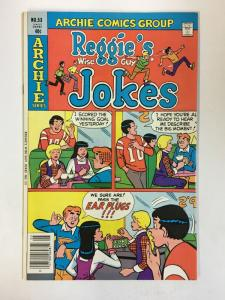 REGGIES WISE GUY JOKES (1968-1982)53 VF-NM May 1980 COMICS BOOK