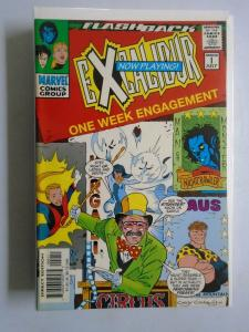 Excalibur Lot From:#4-100 + Missing:#1, 3 Specials 75 Different 8.0/VF (1989-96)