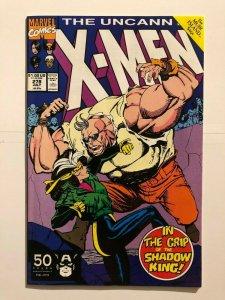 Uncanny X-Men 278