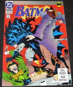 Batman #492 (1993)
