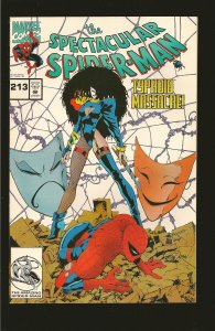 Marvel Comics The Spectacular Spider-Man #213 (1994) see note