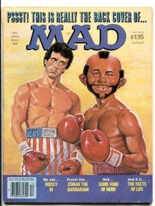 Mad Magazine #235 1983-ROCKY 3- Conan the Barbarian G/VG