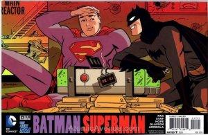 Batman/Superman #17A VF/NM; DC | save on shipping - details inside