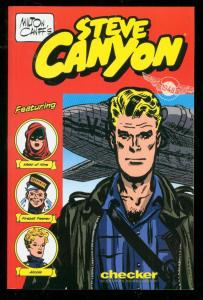 MILTON CANIFF'S STEVE CANYON: 1948 TRADE PAPERBACK-2003 VF/NM