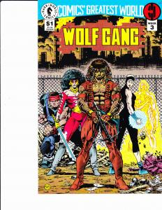 Comics' Greatest World: Steel Harbor #3