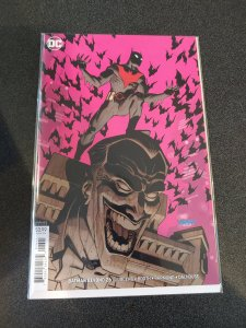 ​Batman Beyond #26B Johnson Variant NM