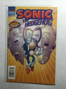 Sonic The Hedgehog 35 Very Fine Vf 8.0 Archie Comics