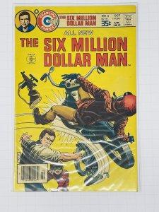 Six Million Dollar Man #5 (1977)