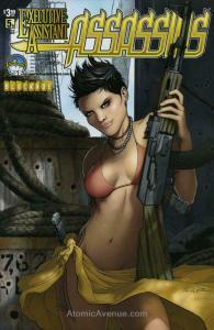 Executive Assistant: Assassins (Vol. 1) #5A FN; Aspen | save on shipping - detai