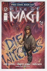 Rise of the Magi Image Comics Unstamped NM- FCBD 2014