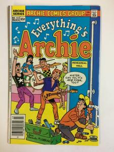 EVERYTHINGS ARCHIE (1969-1991)122 VF-NM Mar 1986 COMICS BOOK